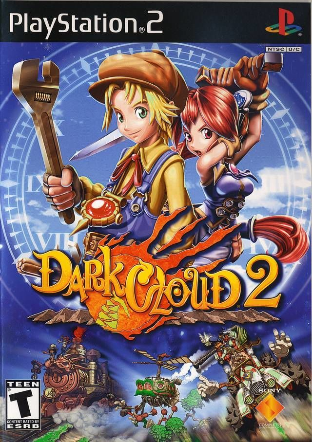 25640 - ¿Cuánto sabes de Dark Chronicle (Dark Cloud 2)?
