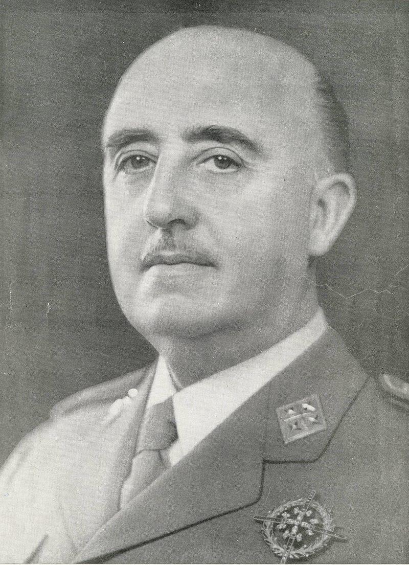 ¿En que día murió Franco con el que se puso fin a su dictadura?