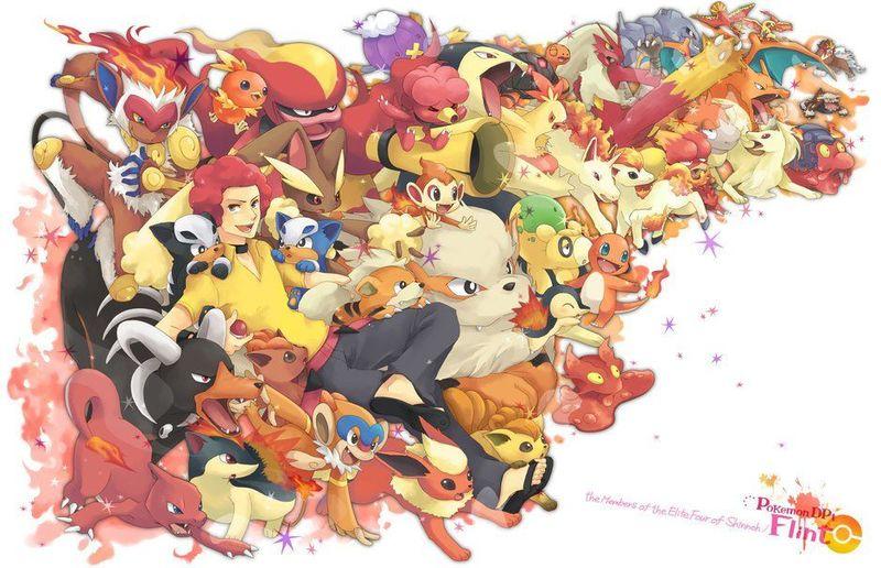 Pregunta 7 , tipo fuego : ¿Cual de estos pokemon es mas debil?
