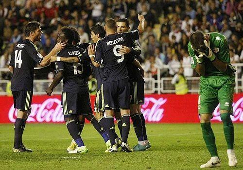 ¿Qué incidente tuvo lugar en el Rayo-Real Madrid del mes de septiembre?