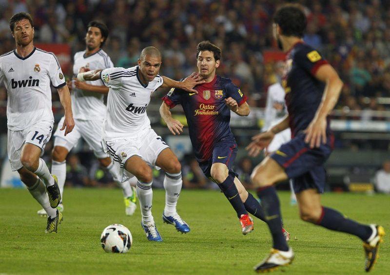Primer clásico liguero. ¿Cuál fue el marcador final? ¿Quiénes marcaron para el Real Madrid?