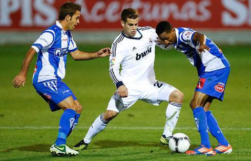 ¿Con quién fue emparejado el Madrid en dieciseisavos de final de la Copa del Rey?