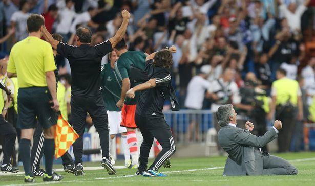 El Madrid debutó en Europa con un partido mágico. ¿Cuál fue el marcador y quienes marcaron los goles?