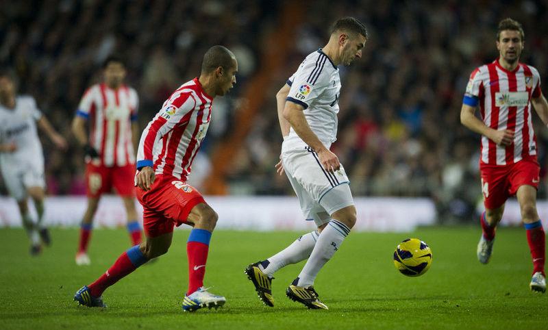 Primer derbi madrileño. ¿Cuál fue el marcador? ¿Quiénes marcaron para el conjunto blanco?