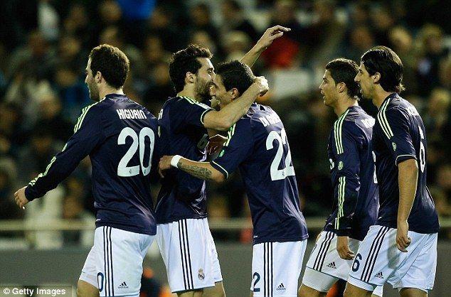 Para redimirise, el Madrid cuajó un excelente partido como visitante. ¿Quién fue castigado en su propio campo por los de Mou?