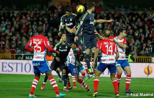 ¿Qué desafortunado error privó de la victoria al Real Madrid en su visita a Granada? ¿Quién fue el principal afectado?