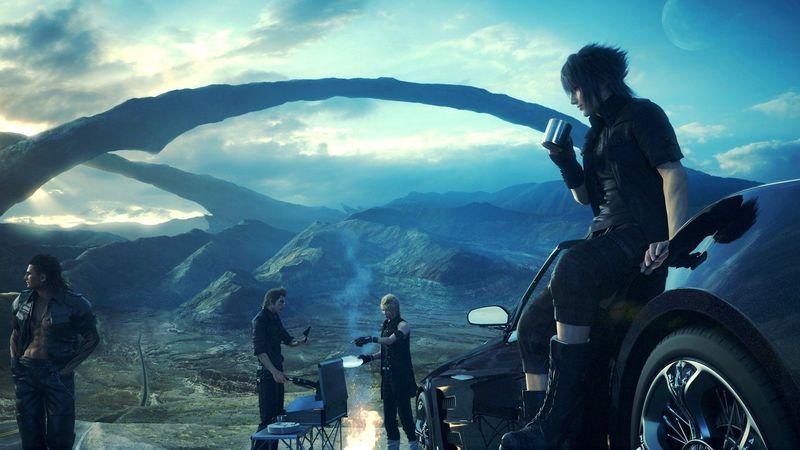 25666 - ¿Cuánto sabes sobre Final Fantasy XV?