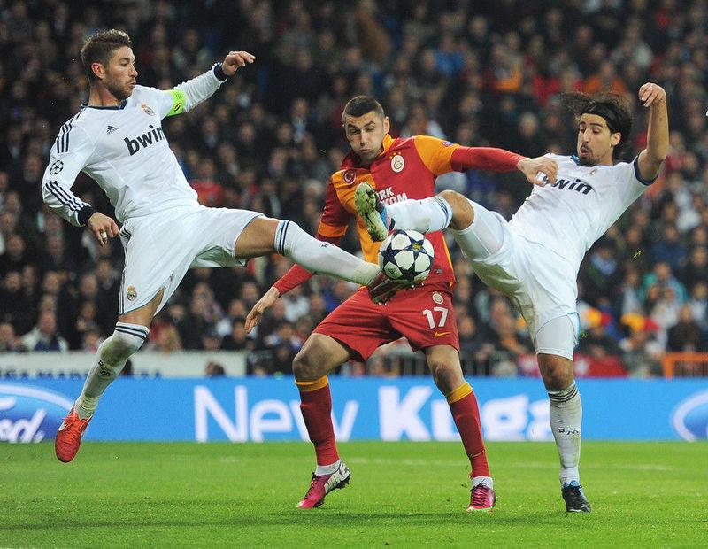 ¿Cuál fue el marcador global de la eliminatoria de cuartos de final de la Champions League?
