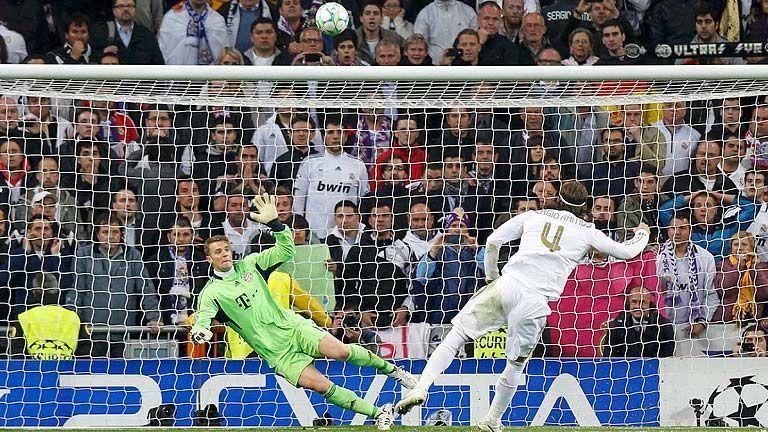 ¿Qué jugadores fallaron en la tanda de penaltis frente al Bayern?