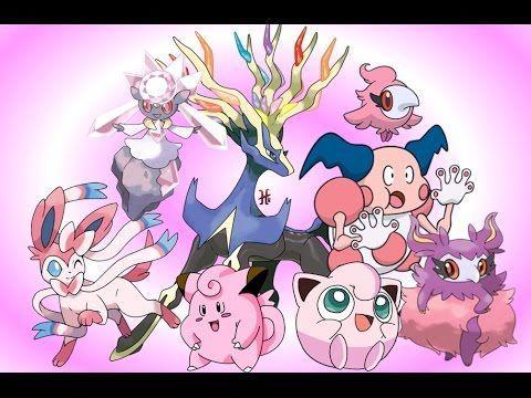 Pregunta 9, Tipo hada: ¿Cual de estos pokemon es inofensivo?