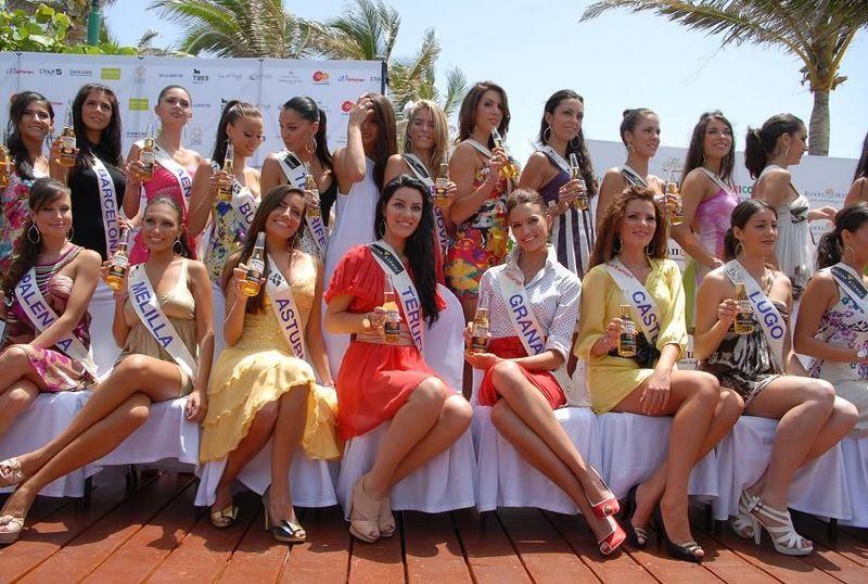 25632 - ¿En qué año fueron estas españolas Miss España?