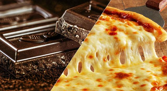 25692 - ¿Te gusta más el Chocolate o el Queso?