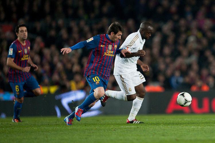 ¿Cuál fue el marcador global de la eliminatoria de cuartos de final de la Copa del Rey? ¿Qué jugador marcó en ambos partidos?