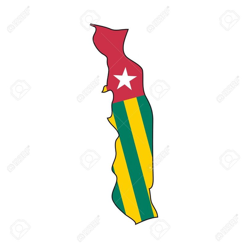 ¿Con que país NO limita Togo?