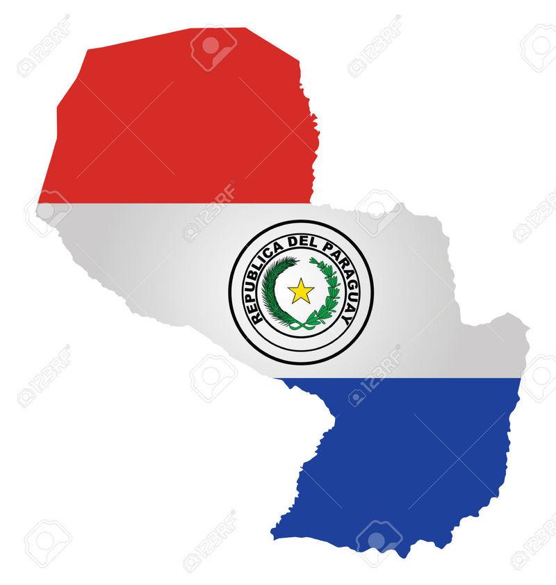 ¿Con que país NO limita Paraguay?