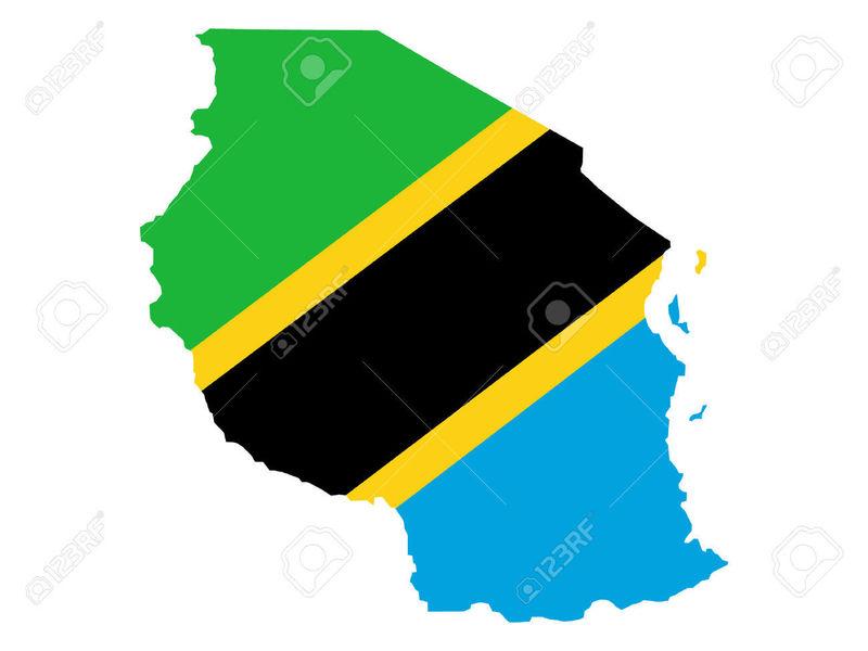¿Con qué país NO limita Tanzania?