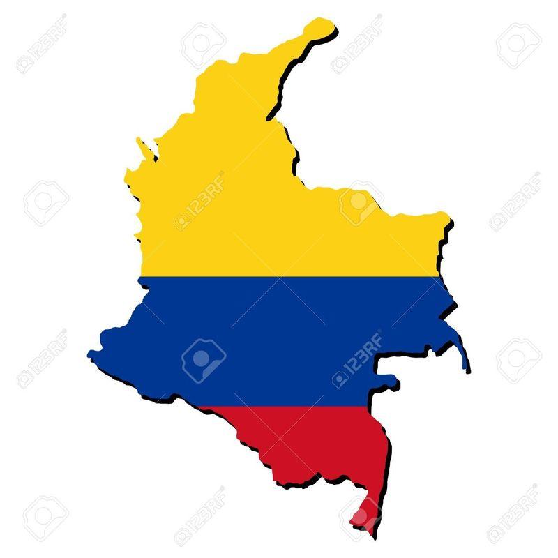 ¿Con qué país NO limita Colombia?