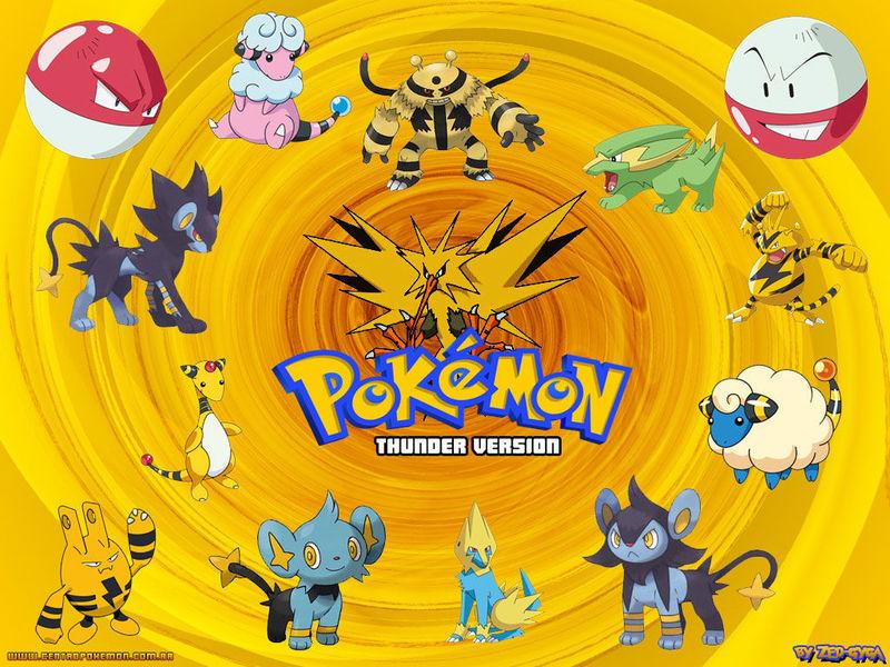 Pregunta 12,tipo eléctrico : ¿Cual de estos pokemon no es aprovechado por el humano?
