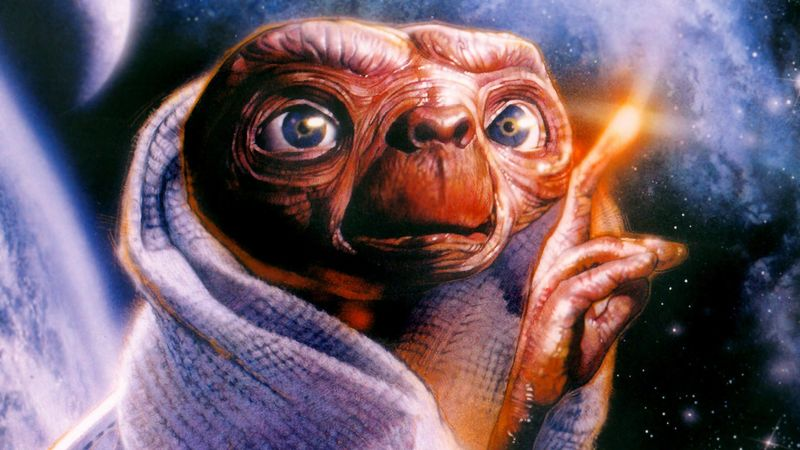 1982, E.T. El Extraterrestre (el Óscar se lo llevó Gandhi).
