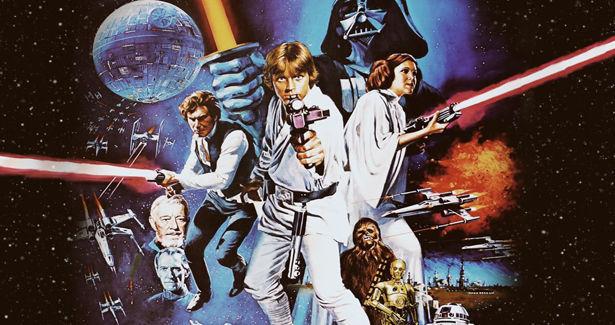 1977, La Guerra de las Galaxias, Episodio IV (el Óscar se lo llevó Annie Hall).
