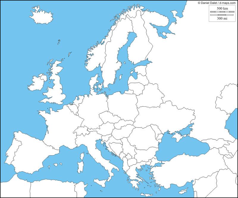 25724 - ¿Sabes qué país es este? (Versión Europa)