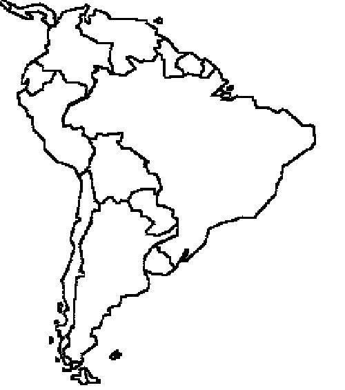 25728 - ¿Sabes que país es este? (Versión América del Sur)