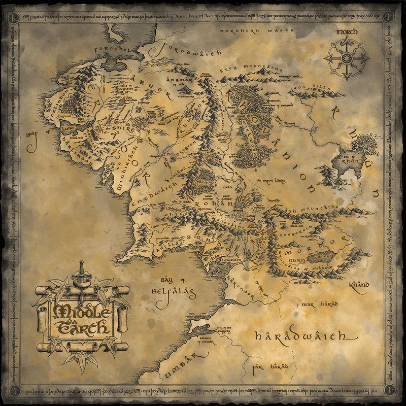 25735 - Mapas de Fantasía ¿Sabes cuáles son?