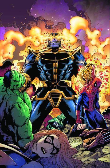 25739 - ¿Cuánto sabes sobre Thanos?