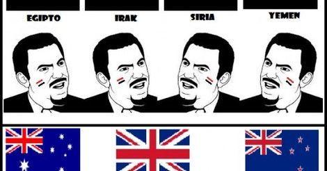 25740 - Banderas parecidas. ¿Las reconoces?