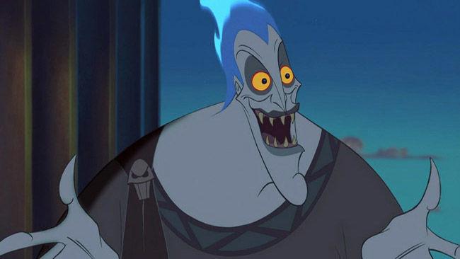 ¿Contra quién hace Hades que te enfrentes?