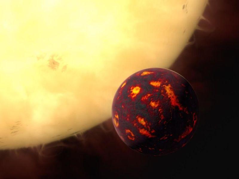 Este planeta extrasolar tiene una masa muy parecida a la Neptuno y se encuentra en la constelación de Cáncer