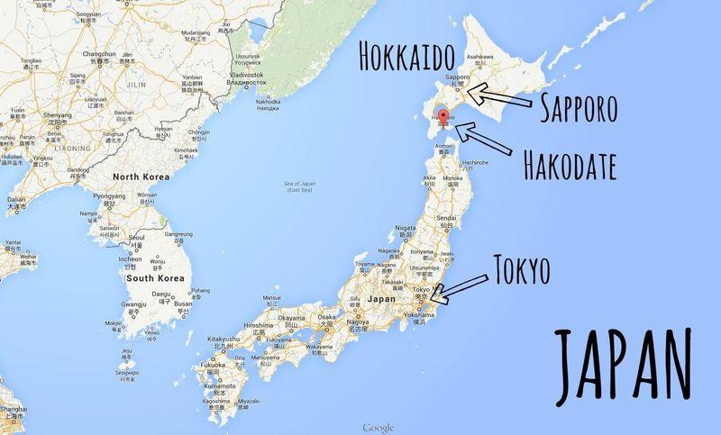 ¿Con qué nombre se conocía antiguamente a la isla de Hokkaidou?