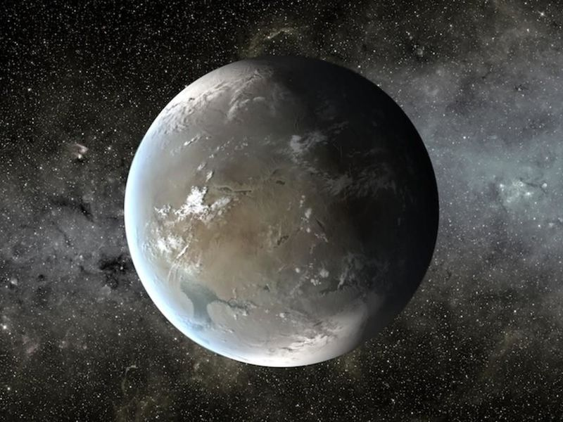 El exoplaneta confirmado más parecido a la Tierra dentro de la zona habitable es...