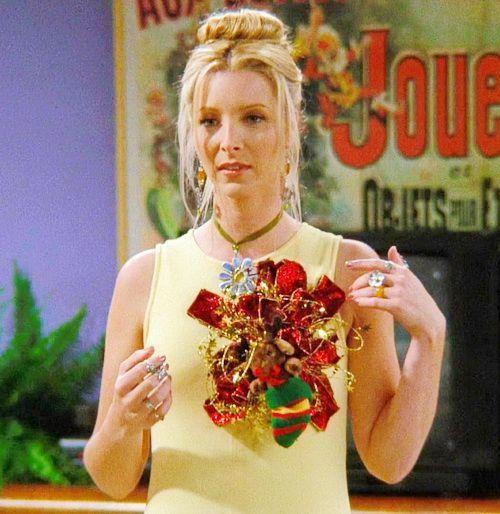 ¿Qué nombre le quería poner Phoebe al bebé de Ross y Rachel si fuese niño?