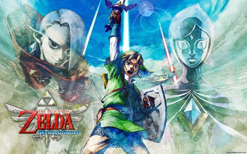25784 - ¿Reconoces a los personajes de The Legend of Zelda: Skyward Sword?