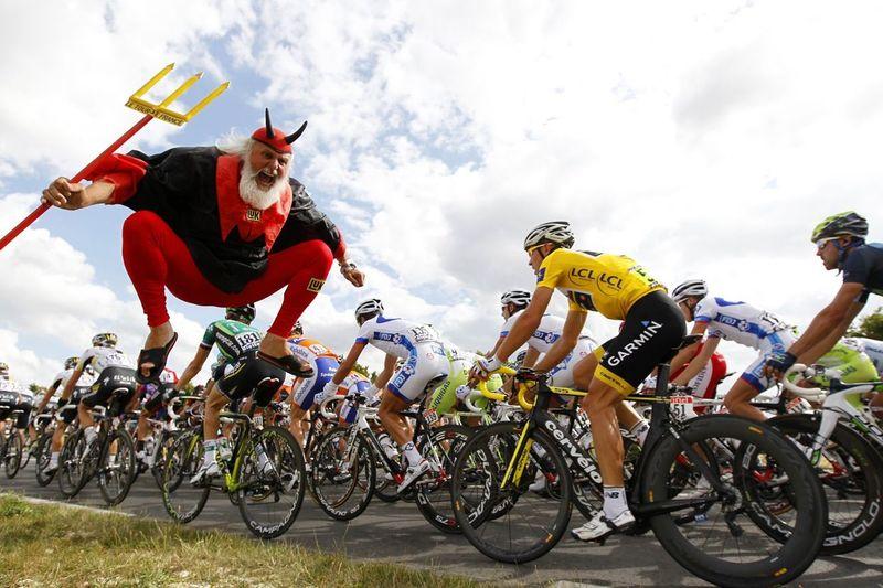 Triple ganador del Tour de France