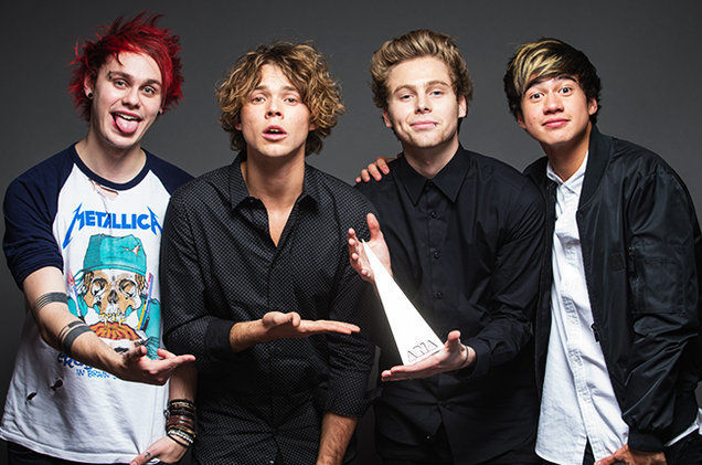 25801 - ¿Cuánto sabes de la banda australiana 5 Seconds of Summer?