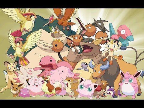 Pregunta 15, tipo normal : ¿cuantos pokemon de tipo normal NO están basados en seres vivos o al menos una parte?.