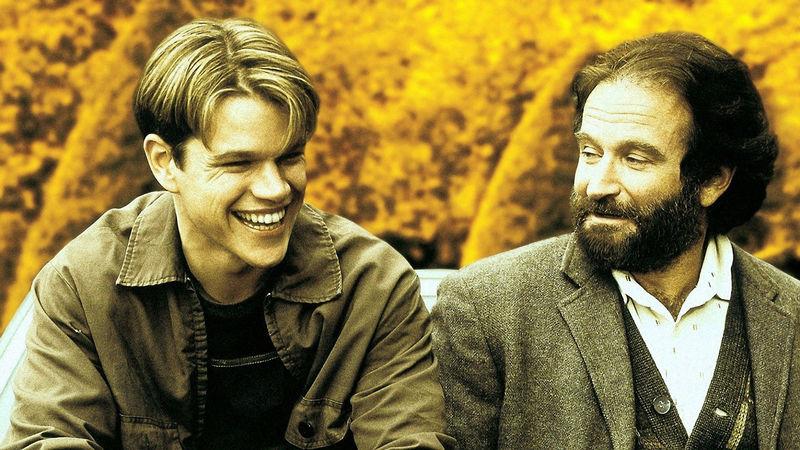 1997, El Indomable Will Hunting/En Busca del Destino (el Óscar se lo llevó Titanic).