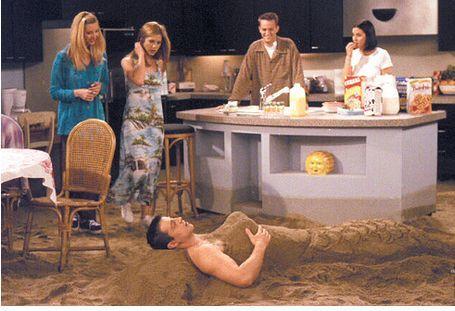 ¿Qué gran sorpresa dan Mónica y Chandler en el último capítulo a los demás?