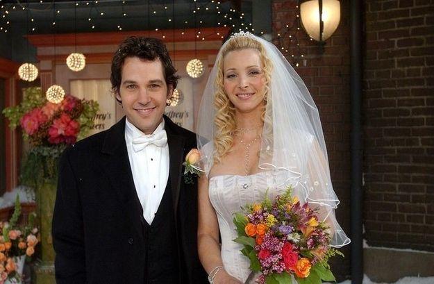 ¿Cuántas veces, que se sepa, se ha casado Phoebe?