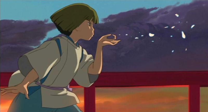 ¿Cuál es la verdadera forma de Haku?