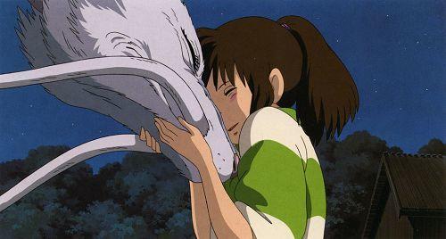 ¿De qué conocía Chihiro a Haku?