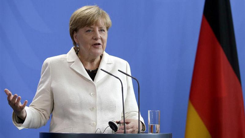 ¿De Angela Merkel? (Alemania)