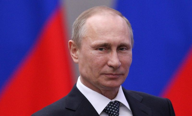 ¿De Vladímir Putin? (Rusia)