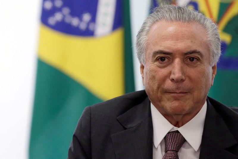 Ahora vamos a Sudamérica. ¿Qué opinión te merece Michel Temer? (Brasil)