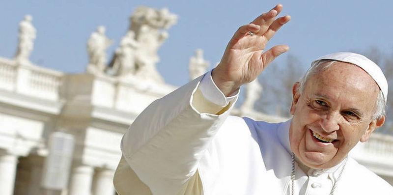 Y para cerrar. ¿Cuál es tu opinión del Papa Francisco?