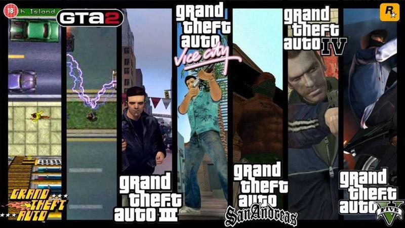 ¿Cuál fue tu juego favorito de Grand Theft Auto?