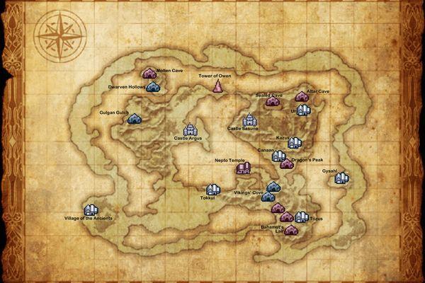 ¿Qué objeto permite visualizar el mapa al usarlo?