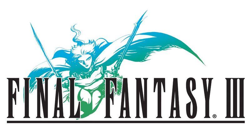 ¿En qué año se estrenó Final Fantasy III?